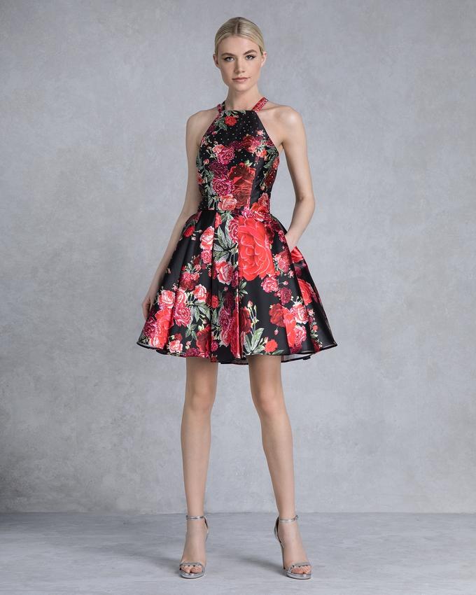 ee3d9107f5a9 Mikael - Κοκτέιλ Φορέματα