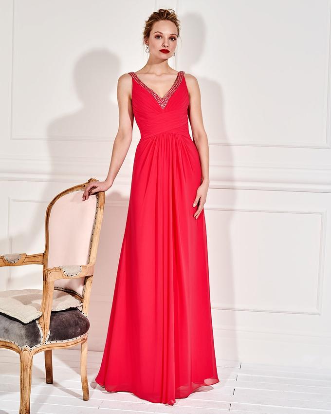 c13d0998e5ad Βραδινό φόρεμα μακρύ με κέντημα