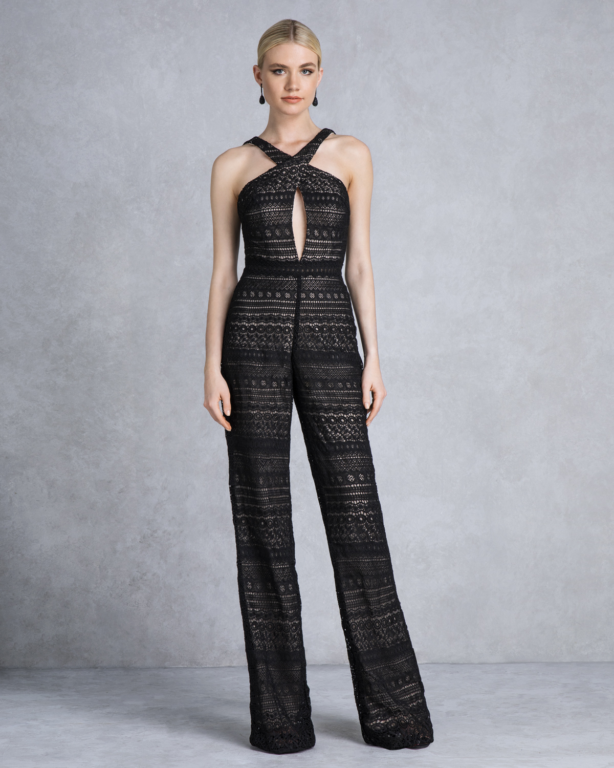 Cocktail Dresses / Evening lace jumpsuit