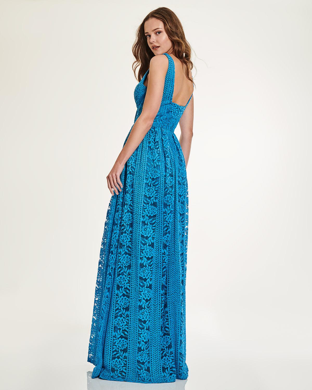 Φόρεμα μακρύ από δαντέλα Φόρεμα μακρύ από δαντέλα 8a78f9c3ec1